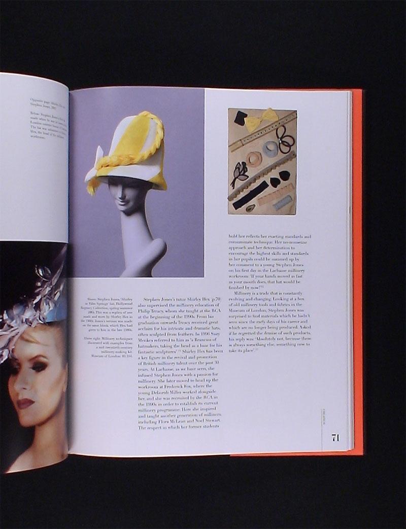 Hats  An Anthology by Stepen Jones – COPYRIGHT Bookshop 130807d074c